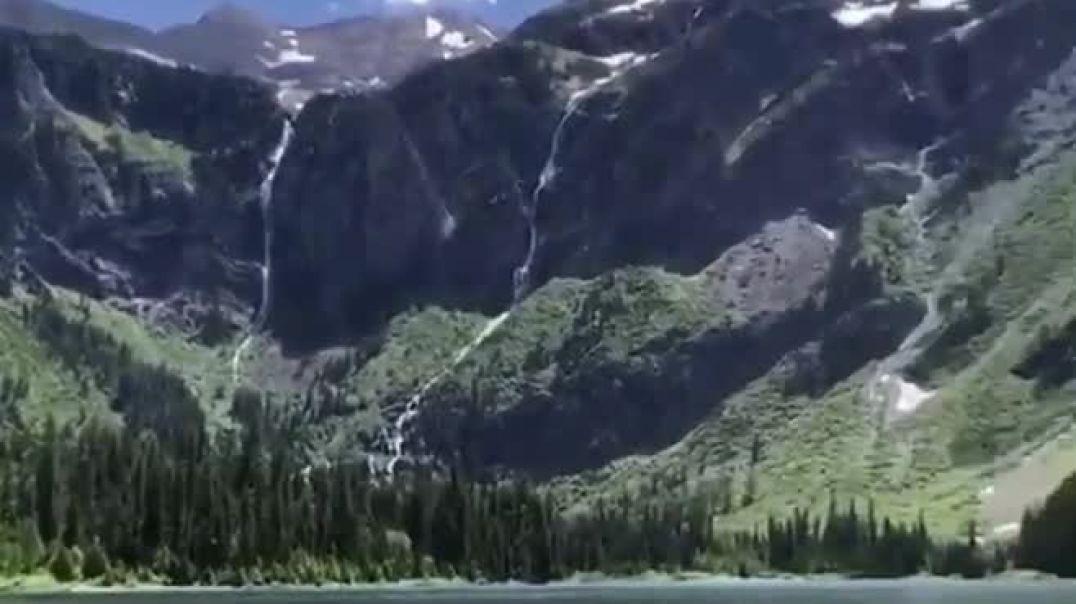 Лавинное озеро