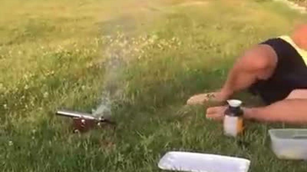 Маленькая пушка - Большие проблемы