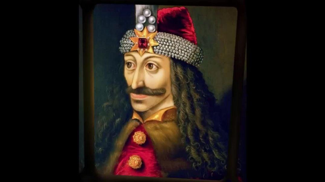 Оживший портрет Влада Цепеша