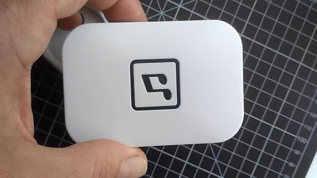Беспроводной звонок с энергонезависимой кнопкой
