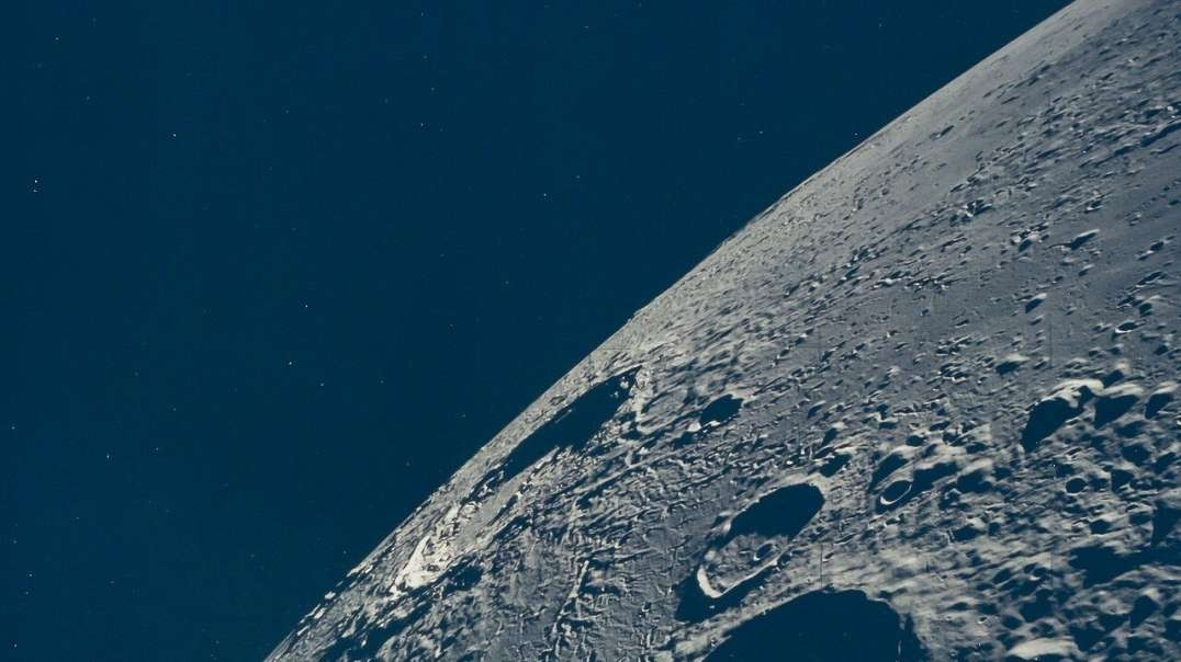 Луна в телескопе (оригинал, длинная версия)