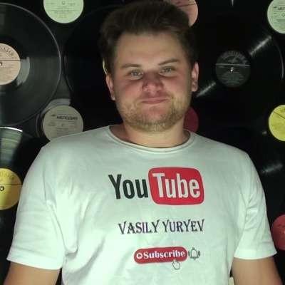 VasilyYuryevOfficially