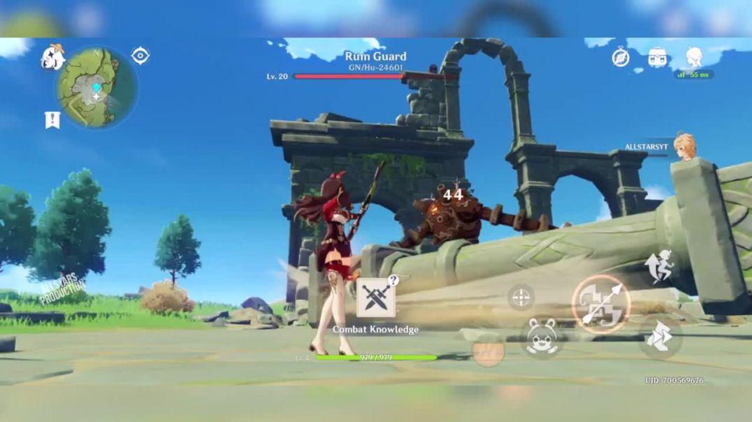 Genshin Impact как играть на компьютере