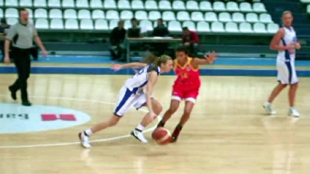 2010 год. Eurocup Women