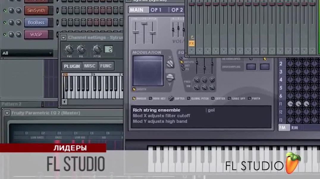 Топ 15 программ для создания музыки