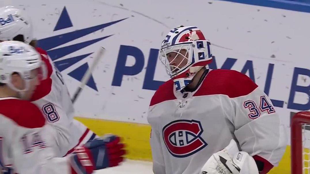 Montreal Canadiens vs Edmonton Oilers Apr 21, 2021 HIGHLIGHTS (720p)